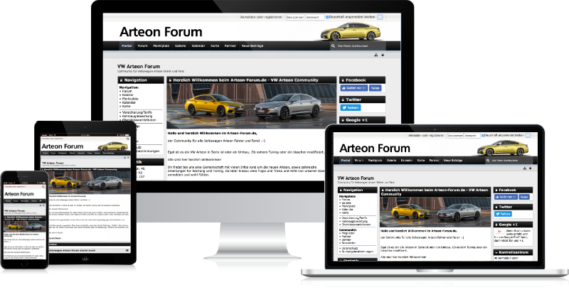 Arteon Forum